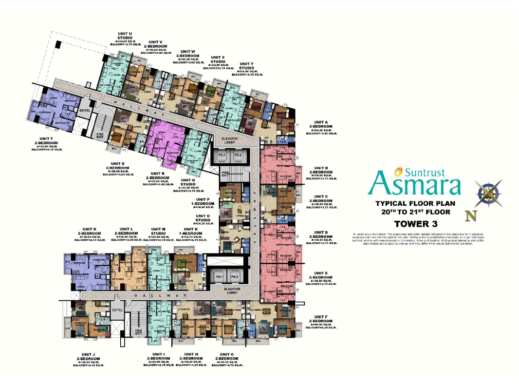 Asmara Condominium Tower 3