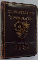 Carnet River Plate Vitalicio, Carnet, River, River Plate, Vitalicio, Vitalicios, Librito, Viejo, de Colección