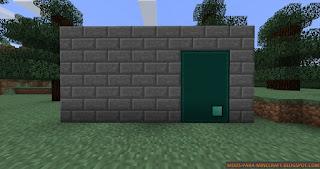 Wall Teleporters Mod para Minecraft 1.7.10