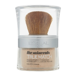 L'oreal TrueMatch Mineral Powder