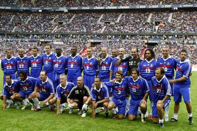 La maison du faucon ma liste des 30 pour la coupe du monde equipe de france - Coupe du monde foot 1998 ...