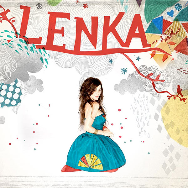 lenka lenka album track list 1 the show lenka jason reeves 3 56 2 ...