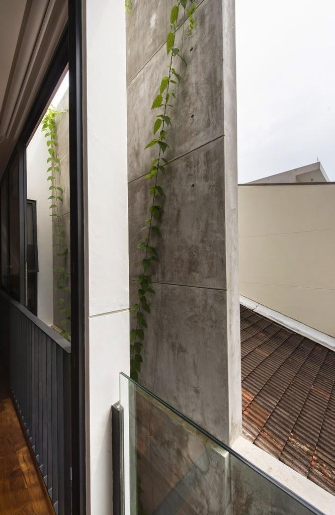 Rumah Minimalis di Lahan 6x21 Meter 6