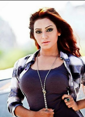 Nusrat Faria Hot Images