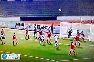 Gol de Salva Rivas