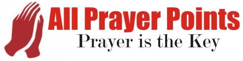 All Prayer Points