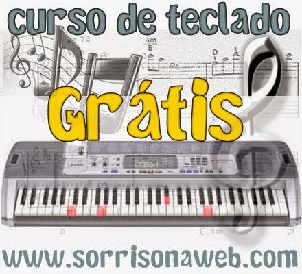 curso de teclado grátis