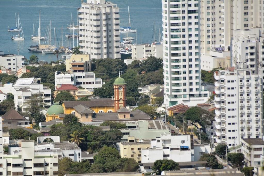 Cartagena Popa Hill
