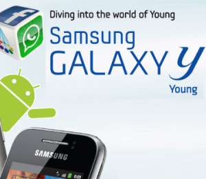 Update Samsung Galaxy Y S5360 Ke Android 4.2 JellyNoid Jelly Bean