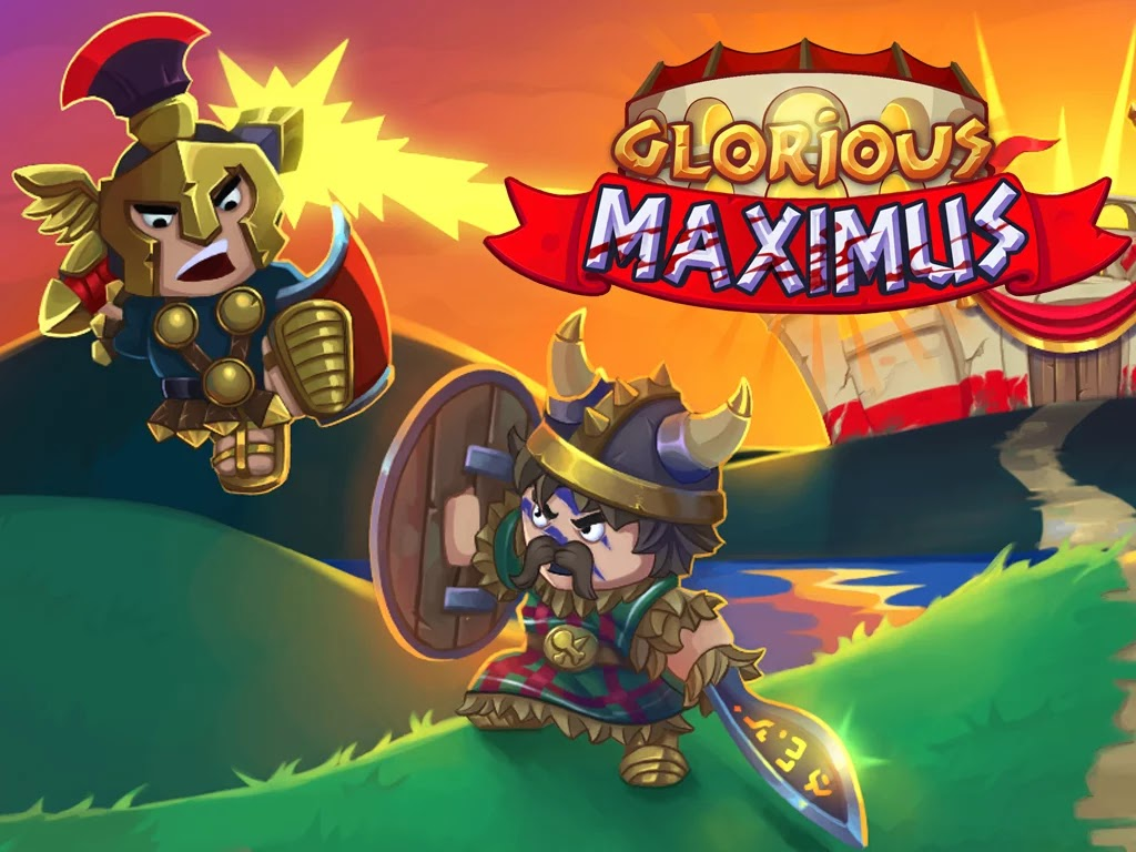 Glorious Maximus v1.0.1 Mod [Unlimited Coins]