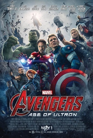 Filme Vingadores 2 - Era de Ultron 2015 Torrent