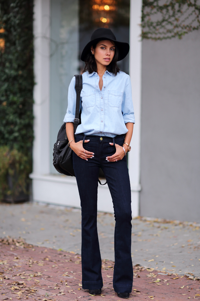Vivaluxury Fashion Blog By Annabelle Fleur Casual Flare