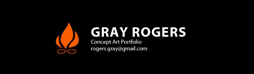 Gray Rogers - Concept Art Portfolio