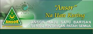 Pembuatan Design Stiker : GP Ansor Rancah #2