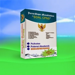 Download Soal CPNS Gratis