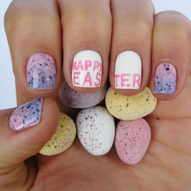 dahlia nails happy easter