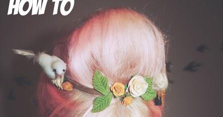 Natural Pastel Hair Dye