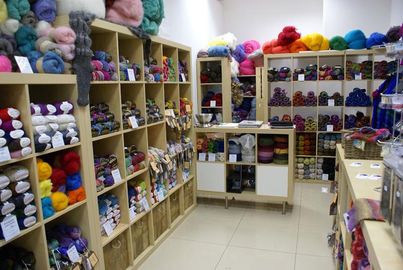 Товары для вязания интернет-магазин