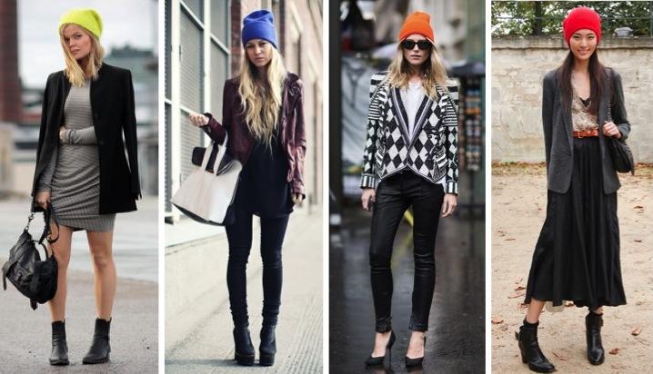 beanie fashion