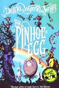 The Pinhoe Egg by Diana Wynne Jones