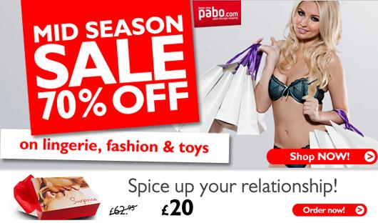 Online Sex Store