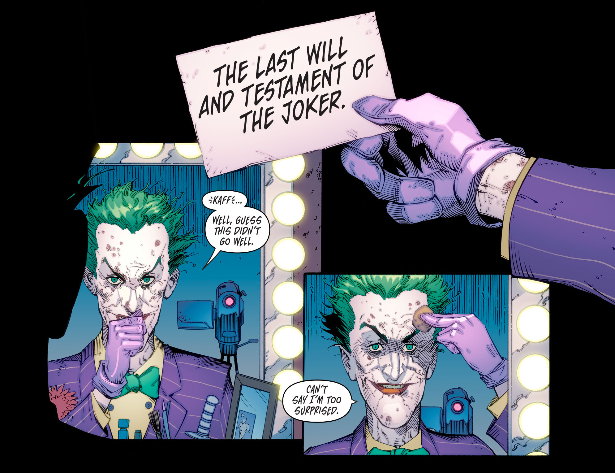 Batman: Arkham Knight [I] Issue #4 #6 - English 3