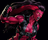 Reward Hero: Red She-Hulk