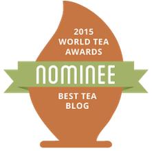 World Tea Award Nominee 2015