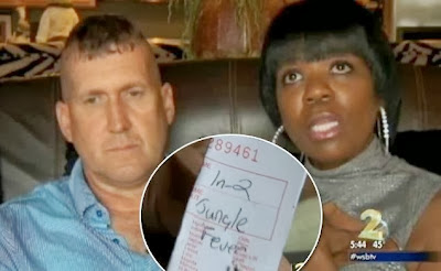 Interracial Couple in Georgia Upset Over Jungle Fever Parking Ticket