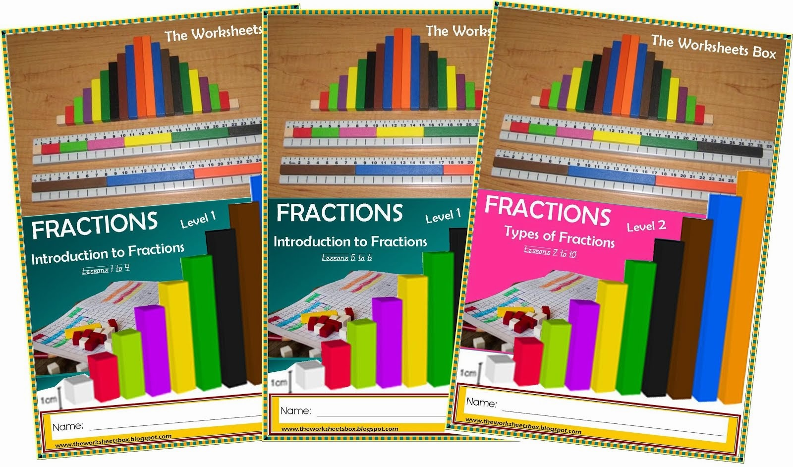 math worksheet : synergesis  my conceptual framework : Cuisenaire Rods Worksheets Fractions
