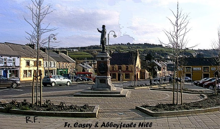 The Square and Abbeyfeale Hill