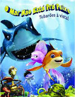 47701 Tubarões à Vista DVD R Dual Áudio