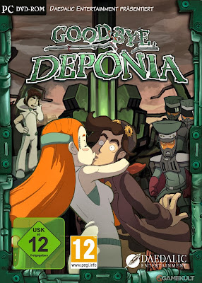 Download GOODBYE DEPONIA Full Version PC Game