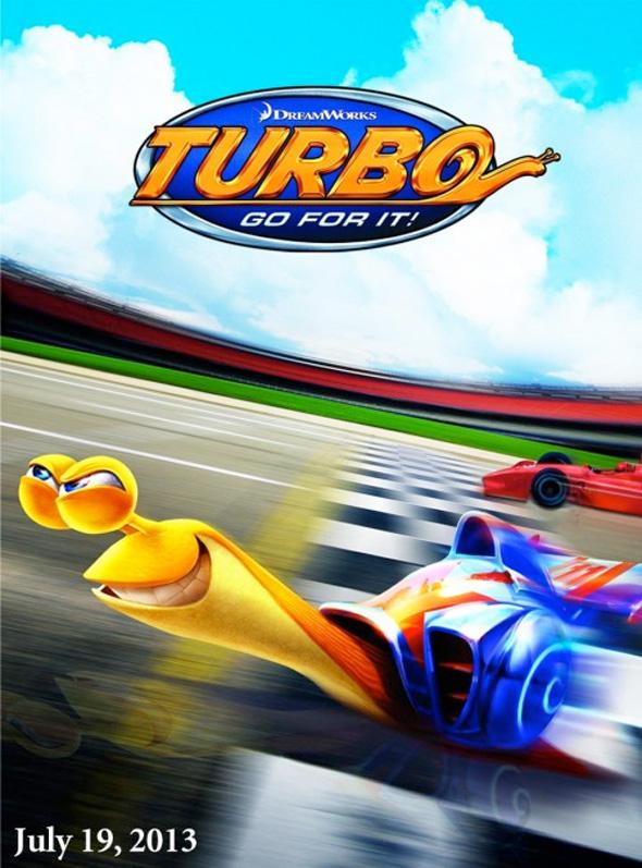 Tay Đua Siêu Tốc - Turbo 3d