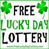 IS IT YOUR LUCKY DAY?