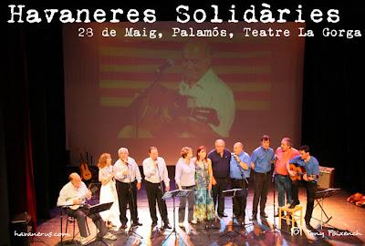 Havaneres Solidàries a Palamós