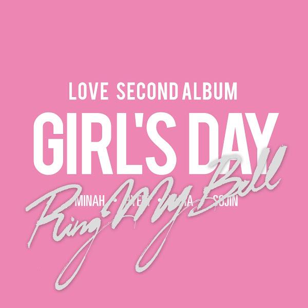 Download Girls Day LOVE 2nd album full mp3