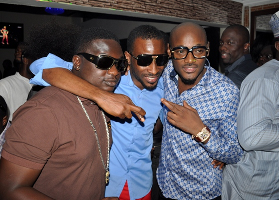 ...05 2Face Idibia End Of The Year Party Photos (Pre Xmas Event)