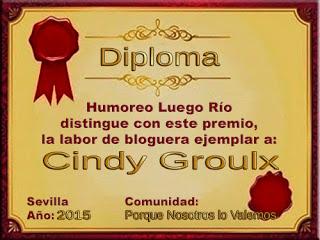 Humoreo Luego Rio distingue con este premio