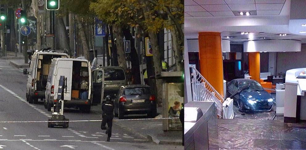 El atentado frustrado contra la sede del PP por el hijo de un ex alcalde  socialista de Bronchales