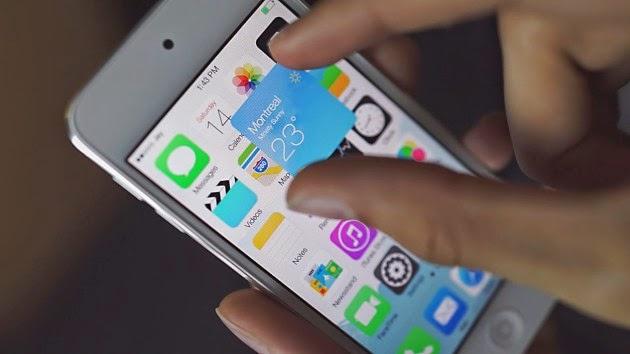 Hướng dẫn hạ cấp từ iOS 8 beta xuống iOS 7.1.1