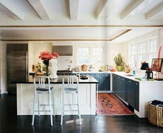 Rustic modern kitchen design renovation inspiration for Kitchen renovation inspiration