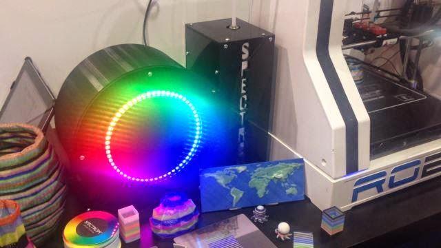 Spectrom 3D Image via Wamungo
