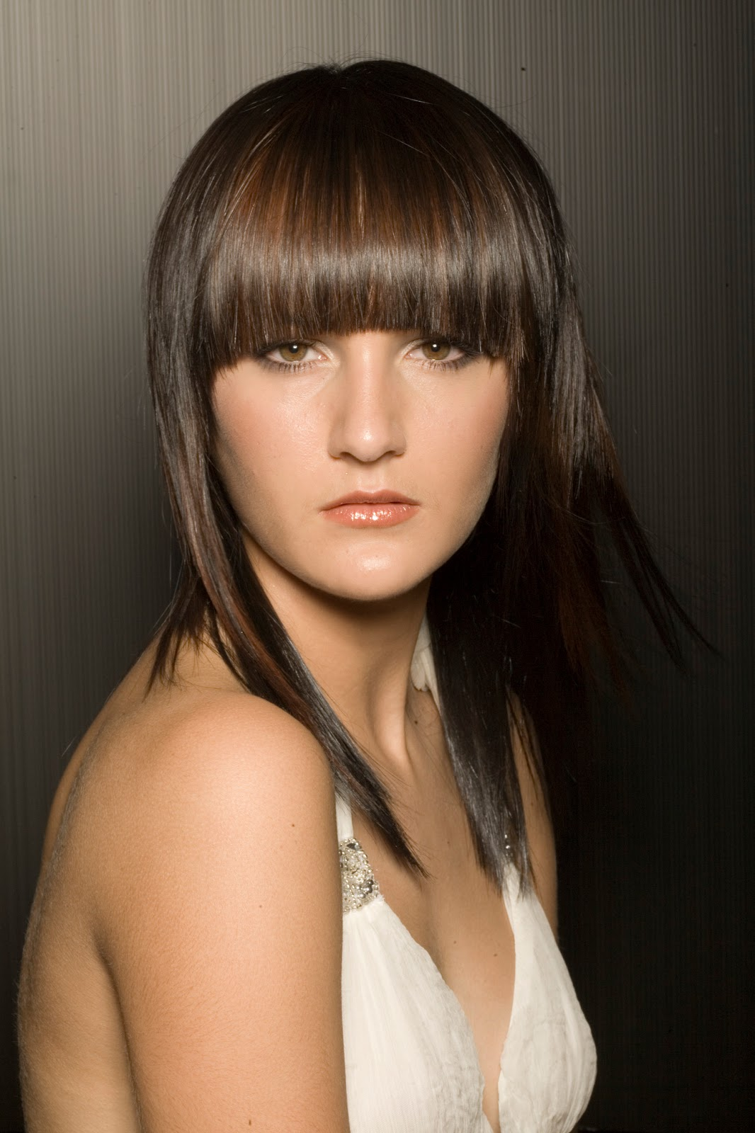Free Designs And Lifestyles Fringe Bang Hairstyles