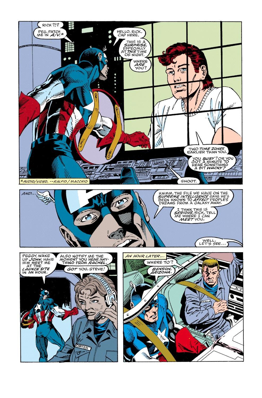 Captain America (1968) Issue #398 #331 - English 8