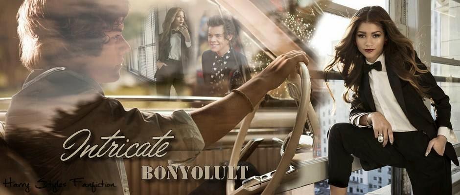 Intricate - Bonyolult [Harry Styles fanfiction] [Befejezett]