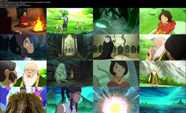The Legend of Korra Temporada 2 Completa Español Latino