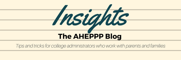 AHEPPP Insights - The AHEPPP Blog