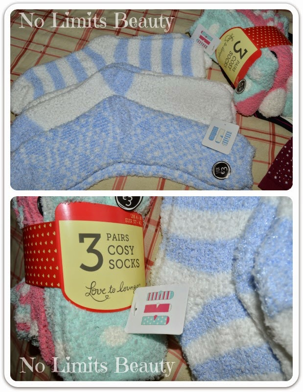 Compras Primark rebajas febrero 2015 - Calcetines para dormir