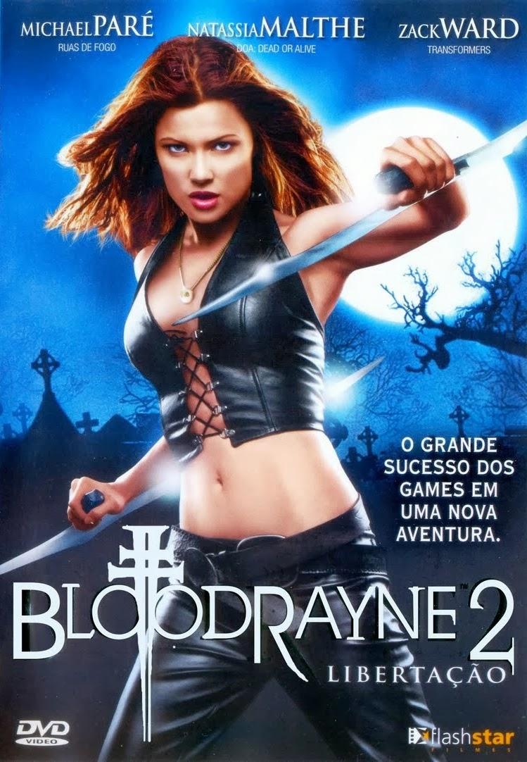 Bloodrayne 2: Libertação – Dublado